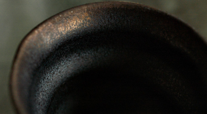 ブロンズ釉 '140829BM