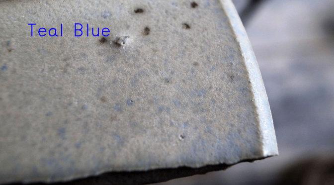 Teal Blue マット釉 '141011TBM
