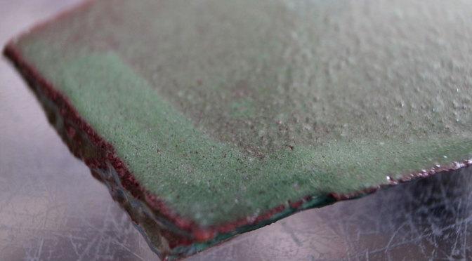 グリーン釉 '141011CG