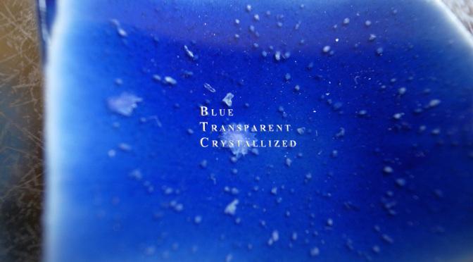 青マグネシア結晶釉 '141201BTC
