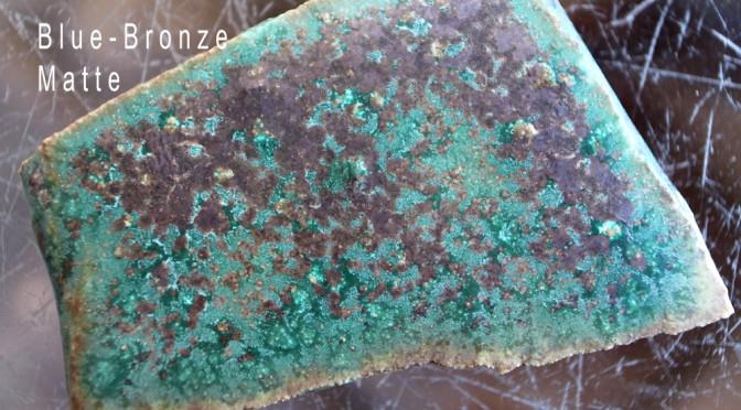 青銅マット釉 '141227 BCM