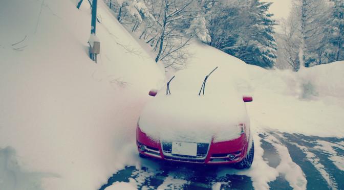またまた雪山へ