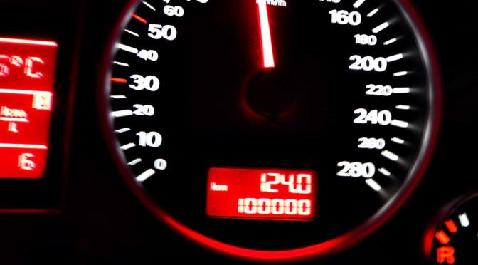 祝100,000km ☆ タイミングベルト交換
