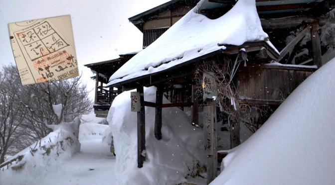 冬のお出かけ ヤマボクワイルドスノーパーク→満山荘→菅平奥ダボス