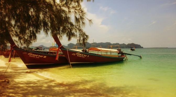 Summer Trip -Koh Poda ,Tub Krabi