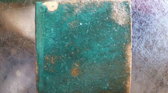 '160602S12 緑釉